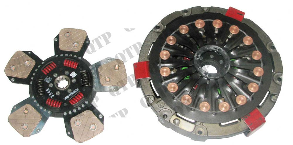 Clutch Assembly John Deere 40 50 5 Paddle No